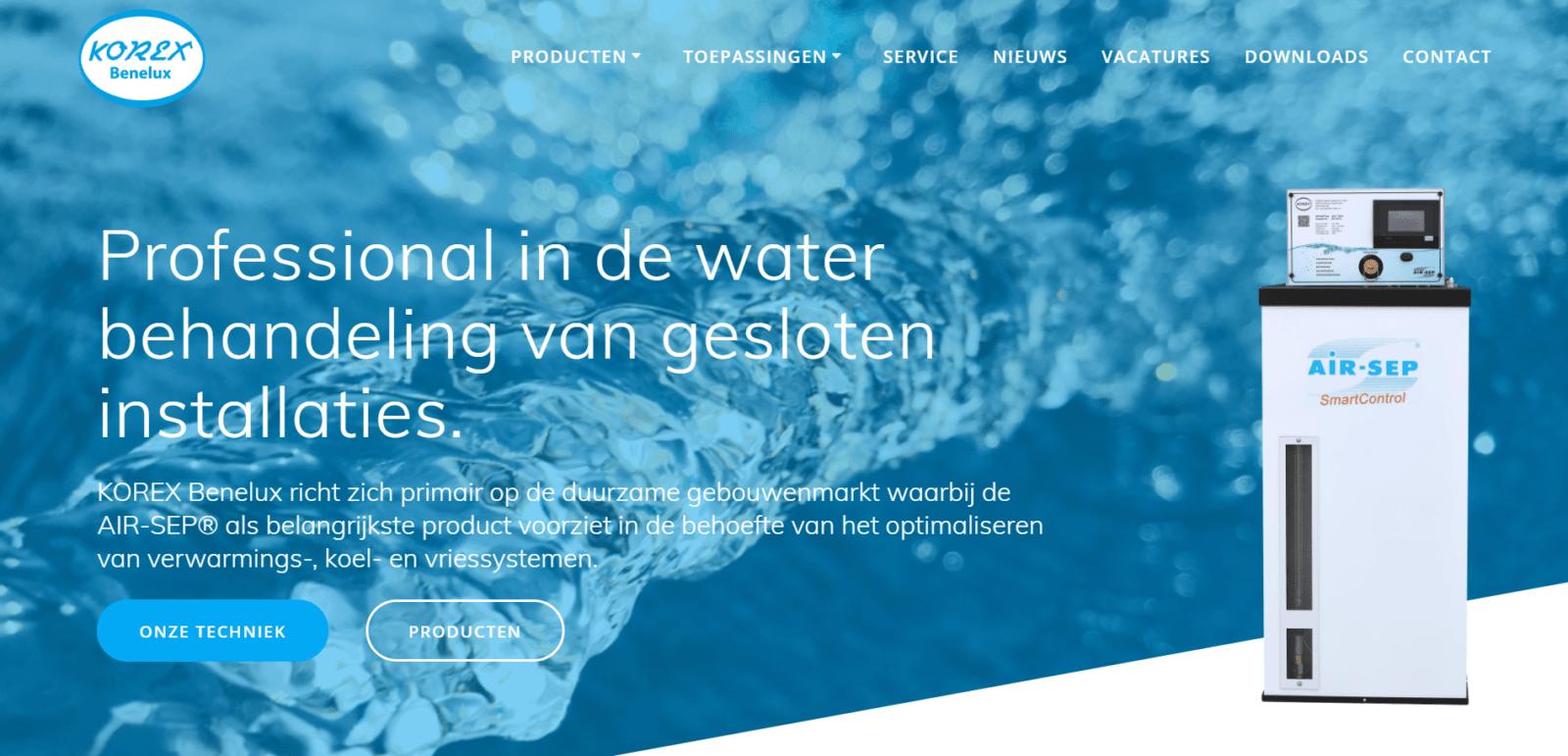 Korex Benelux