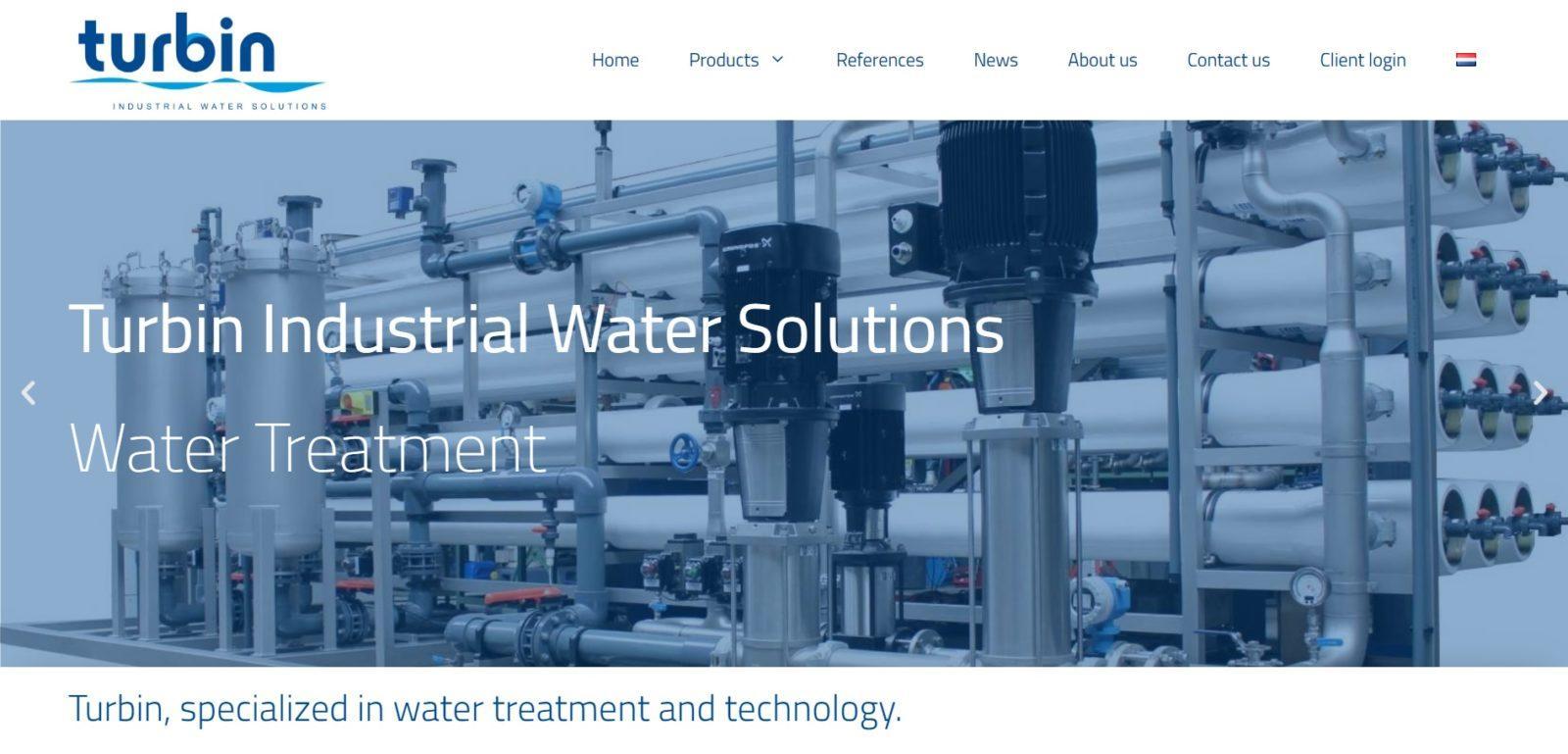 turbin water group