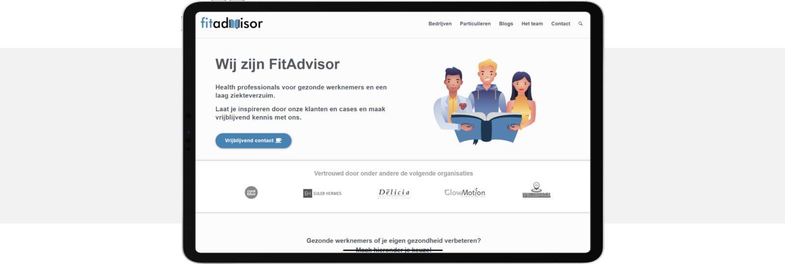 fitadvisor home